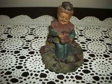 """Tom Clark """"Candy� 1985 Gnome Figurine #57 With Coa and Story Card"""