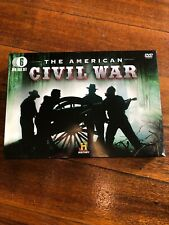 The American Civil War 6 DVD Box Set The History Channel