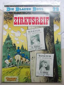 Die blauen Boys 23 Zirkusreif 1999 Carlsen Comics