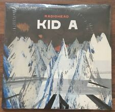 Radiohead - Kid A LP [Vinyl New] Double LP Gatefold + Download (XL Recordings)