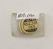 NOS Vintage Hamilton Men's Allison Watch Glass Crystal
