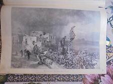 1897 Daheim 5.17  3 / August Graf von Platen / Neapel Achenbach