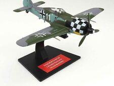 De Agostini 1/72 FOCKE-WULF FW 190 A6 Luftwaffe New in Package Diecast German