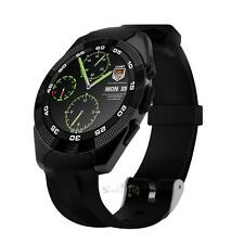 No.1 G5 MTK2502C 1.2'' Smart Watch Bluetooth 4.0 Heart Rate for iPhone Android