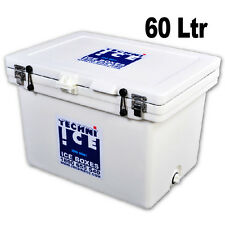TECHNIICE 60L Classic Ice Box White