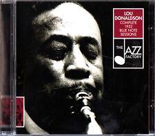 Lou Donaldson-Complete 1952 Blue Note Sessions CD (2002) Milt Jackson/John Lewis