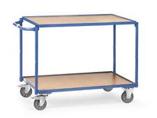 Fetra Tischwagen 2940 Tragkraft 300kg TPE reifen