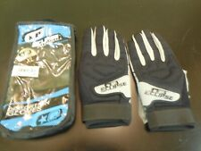 Planet Eclipse Full Finger Gloves Xl Distortion Never Lose a Game Black-Grey