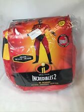 Adults Men's The Incredibles Mr. Incredible Super Suit Deluxe Costume Xxl 50-52