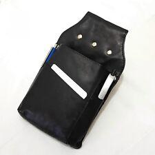 Waiter Holster Waiter's Pouch Leather Holster Bag Wallet Studs Holster Wallet