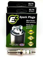 E3.74 E3 Premium Automotive Spark Plugs - 8 SPARK PLUGS