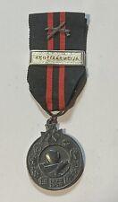 Finland Finnish WW II Winter War Campaign Medal Kenttäarmeija and Swords
