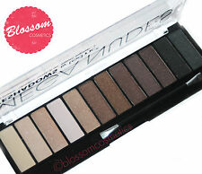 Technic MEGA NUDES - Naked Nudes 12 Eyeshadow Palette (Nudes/Browns/Creams) NEW!