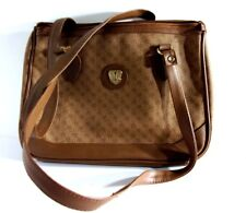 NOS VTG 1970s MITZI Light Brown Zippered Shoulder Handbag Purse China