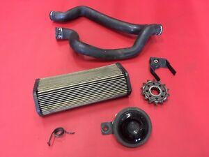 D9 Ducati 848 Bj2010 1098 1198  Restteile Rest Teile Hupe  Luftfilter