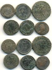Lot von 6 Antiken Münzen wie abgebildet