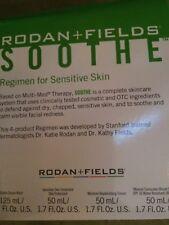 Rodan + Fields Soothe Regimen new skincare