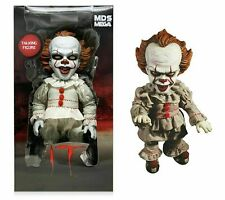 IT PENNYWISE Doll Parlante 45cm Mezco Toyz Designer Series ROTO PLUSH MDS Figure