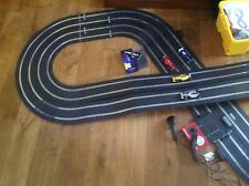 Scalextric 4 Lane C1072 Set with 4 cars track lapcounter