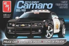 AMT 1:25 Chevy Camaro Police Car Model Car Kit AMT817 NEW