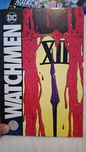 Watchmen #12 Hardback Edition