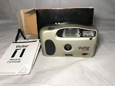 Vivitar BV40 35mm Point and Shoot New Camera