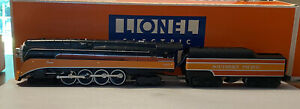 Lionel Southern Pacific Daylight Steam Loco And Tender Item 6-8307. Our U61