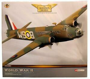 CORGI 1:72 SCALE AA34801 VICKERS WELLINGTON MKI.A NO.9 SQN RAF HONNINGTON 1939