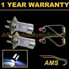 2x H7 Bianco CREE LED ANTERIORE principale HIGH BEAM Lampadine High Power XENON mb501402