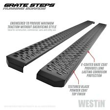 For 1999-2000 Chevrolet K2500 Grate Steps Running Board