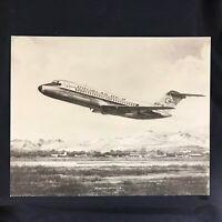 Vintage McDonnell Douglas DC-9 Vendor Aircraft Print
