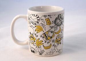 Despicable Me 3 Mug Coffee or Tea Cup Universal Studios Cartoon Drawings Minions