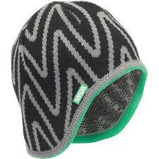 V-Gard® Knit Cap Liner 10118417 MSA High Bulk Acrylic Black Grey Green