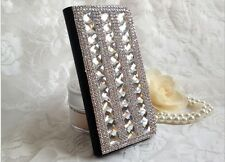 Iphone 5 Rhinestone Case Holster