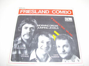 "Friesland Combo - Morning Dream 7"" Vinyl Fontana"