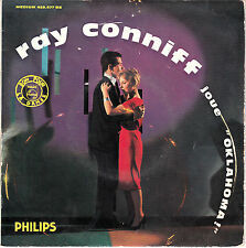 "7"" FRENCH EP 45 TOURS RAY CONNIFF ""Oklahoma +3"" 50'S"
