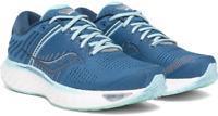 Saucony Triumph 17 Size US 8.5 M (B) Women's Running Shoes Blue S10546-25