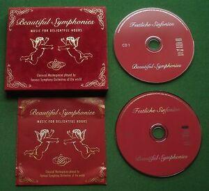 Beautiful Symphonies inc Peer Gynt Suite / Brandenburg Concerto No 2 + 2 x CD