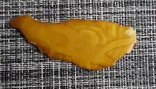 Butterscotch Natural Baltic Amber single piece beautiful