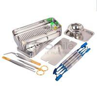 Dental PRF Centrifuge System GRF Instruments Box Set Implant Surgery Kit New