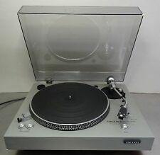 Vintage Hifi Turntable - Scott PS 67 direct drive record player Plattenspieler