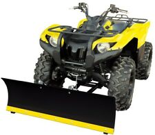 Champion Universal Snow Plow System for Atvs 50 x16 in. 14 Gauge Steel Blade