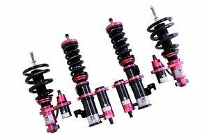 Megan Racing 32 Way Spec RS Coilovers Suspension Kit for Chevy Camaro 10-13 New