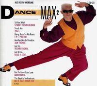 Dance Max 2 (Maxis, 1990) Sydney Youngblood, De la Soul, Soul II Soul, .. [2 CD]