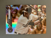 2020 Topps Chrome CHRISTIAN YELICH Sepia Refractor SP #138 - Milwaukee Brewers