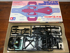 Vintage Tamiya TA03R-S/F-S FRP Chassis Conversion Hop-up Options New Old Stock