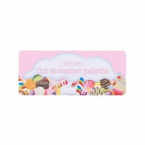 Beauty Creations The Sweetest Eyeshadow 16 Color Palette 16ETS.1