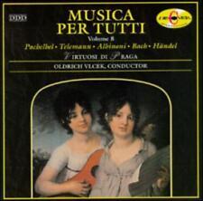 Vlcekvp Musica Per Tutti V8 CD ***NEW***
