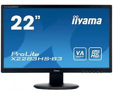 "Iiyama Prolite X2283hs-b3 21.5"" monitor Led Full HD 1080p 4 MS HDMI - negro a"