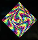 "Victor Vasarely (1908-1997) ""MAJUS"" Original heliogravure on paper"